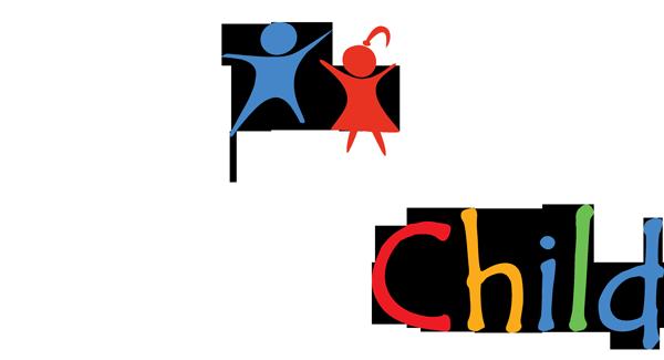 physiochild white logo